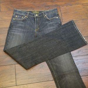 David Kahn Nikki boot cut dark denim Jean Q121